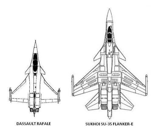 الصفقة الفرنسية لم تموت بعد .... مصر على وشك التعاقد على الرافال - صفحة 2 Lrafale-vs-su-35