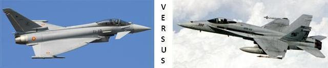 eurofighter-VS-F-18HORNET