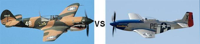 p-40-vs-p-51