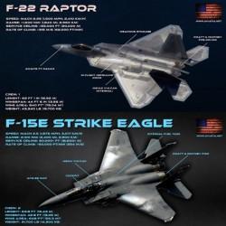 f-22 vs f-15